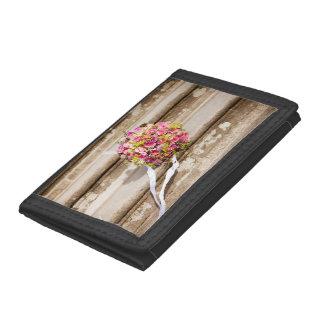 Rosa-und Grün-Blumenhochzeits-Blumenstrauß