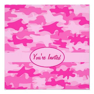 Rosa und pinkfarbenes karte