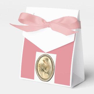 Rosa Vintage Hochzeits-u. Geschenkkartons