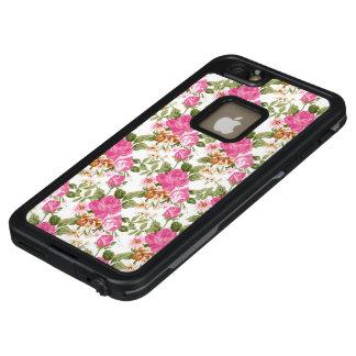 Rosa Vintages viktorianisches Rose iPhone 6/6s LifeProof FRÄ' iPhone 6/6s Plus Hülle