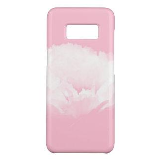 Rosa weiße Pfingstrosen-BlumenSamsung-Rechtssache Case-Mate Samsung Galaxy S8 Hülle