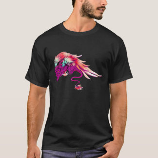Rosa Winged Drake T-Shirt