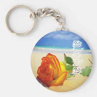 Rose bei Kailua Schlüsselanhänger