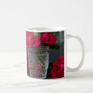 Rose betonte Tasse