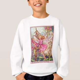 Rose-Bucht Wilow-Kraut Fee Sweatshirt