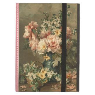 Rose floral vintage élégant de rose