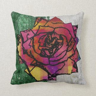 Rose Kissen
