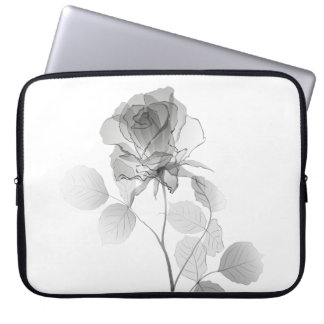 Rose Laptopschutzhülle