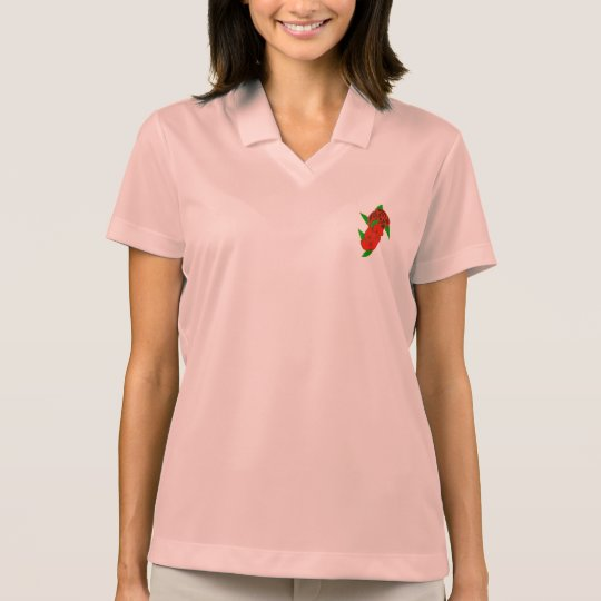 Rose Mary Polo Shirt