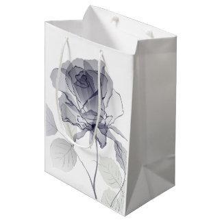 Rose Mittlere Geschenktüte