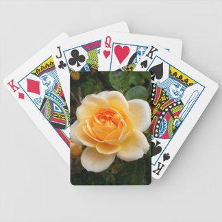 Rose Pokerkarten