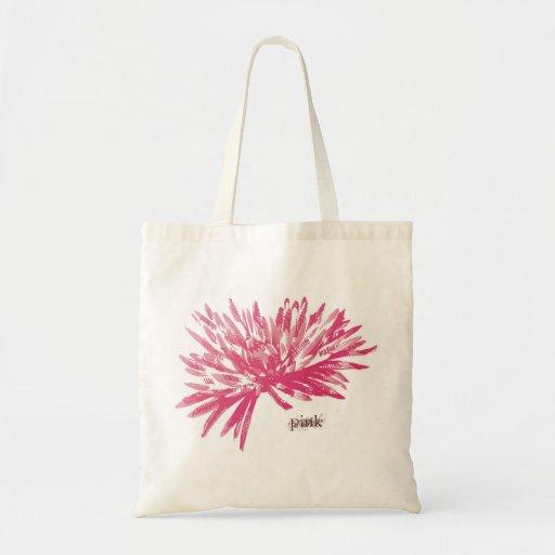 rose sacs de toile