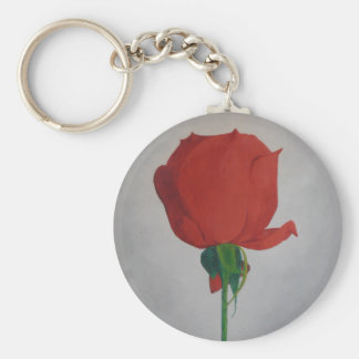 Rose Schlüsselanhänger
