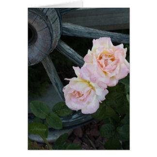 Rose und Rad Karte