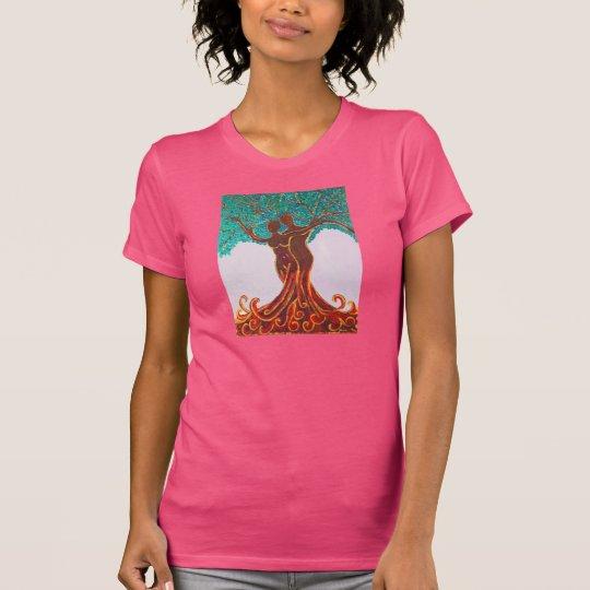 Rosemaries Wohlfühl Oase T - Shirt (Gemälde)