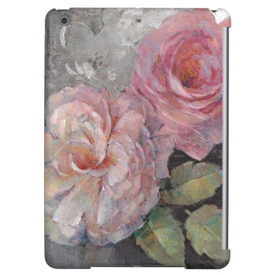 Rosen auf Grau