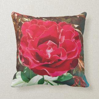 Rosen-Blume Kissen