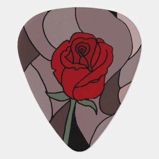 Rosen-Blumenkunst abstrakt Plektron