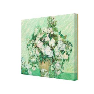 Rosen durch Vincent van Gogh Leinwanddruck