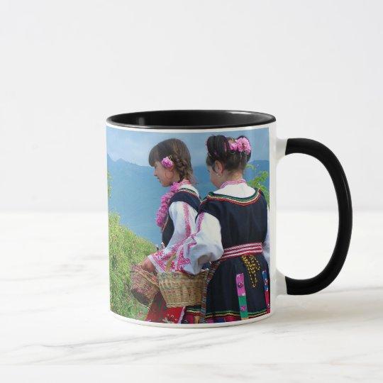 Rosen-Festival-Tasse Tasse