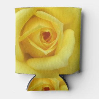 Rosen-Garten-Blumen-Minigelb Dosenkühler