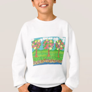 Rosen-Garten Sweatshirt