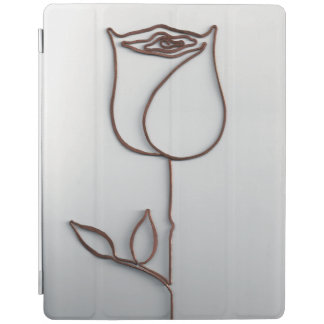 Rosen-iPad Air-Fall iPad Hülle