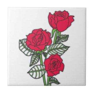 Rosen Keramikfliese