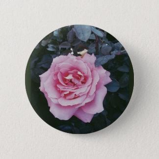 Rosen-Knopf Runder Button 5,1 Cm