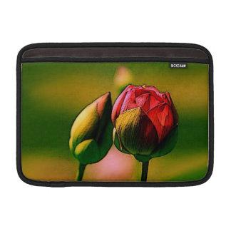 Rosen-Knospen Sleeve Fürs MacBook Air