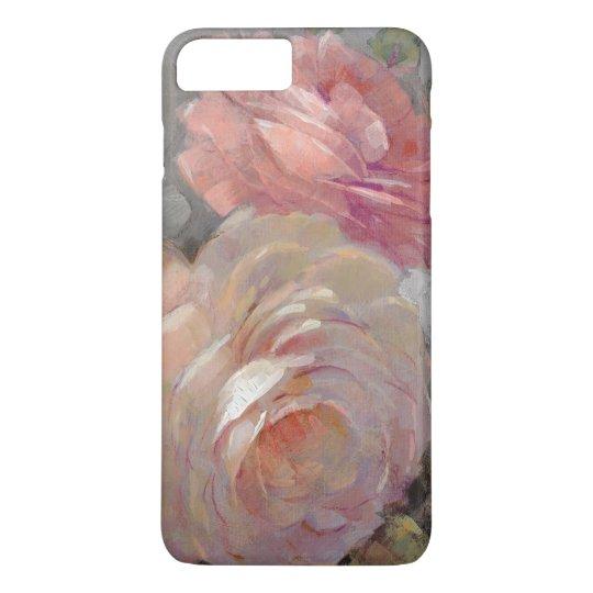 Rosen mit Grau iPhone 7 Plus Hülle
