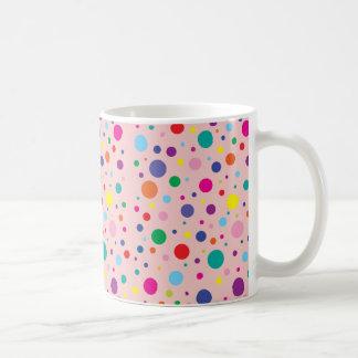 Rosen-Quarz kundengebundener Hintergrund Clr der Kaffeetasse