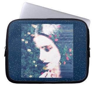 Rosen-romantische Laptop Sleeve
