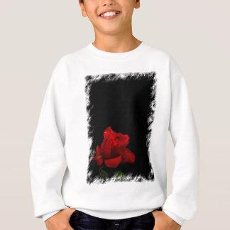 Rosen sind rot sweatshirt