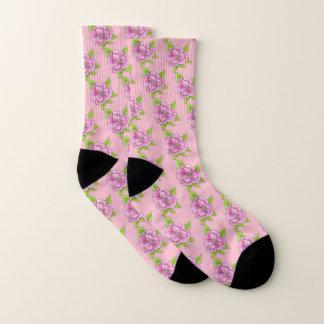 Rosen-Socken Socken