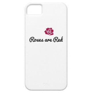 Rosen-Telefon-Kasten iPhone 5 Cover