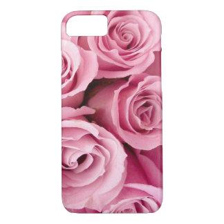 Rosen und Blumen der Liebe iPhone 7 Hülle