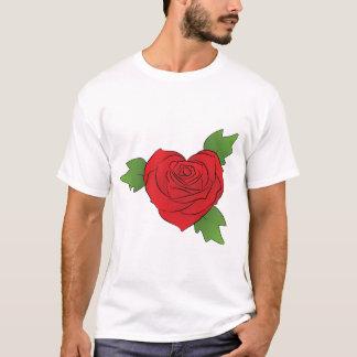 Rosenherz T-Shirt