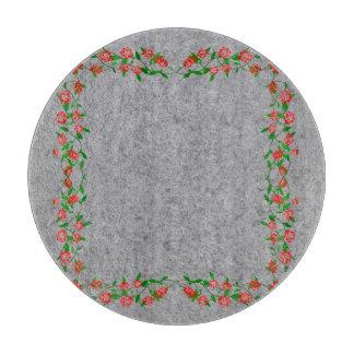 Rosenrahmen Schneidebrett