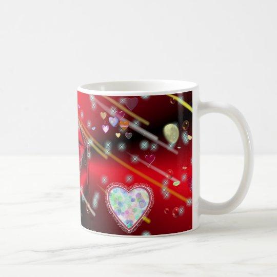 Roses_and_Love_Mug Kaffeetasse