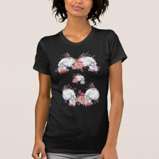 Rose's Skull T-Shirt
