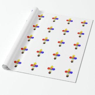 Rosicrucian Packpapier Einpackpapier