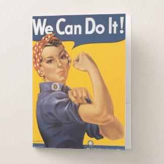 Rosie der Nieteneinschläger können wir IHN tun Bewerbungsmappe