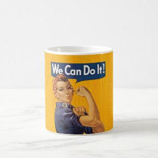 Rosie der Nieteneinschläger können wir ihn tun Kaffeetasse