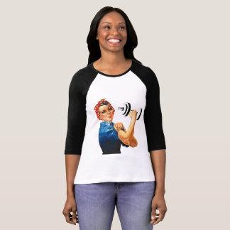 Rosie der Power-Heber T-Shirt