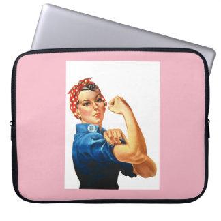 Rosie die laptopschutzhülle