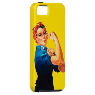 Rosie le rétro style de rivoir iPhone 5 case