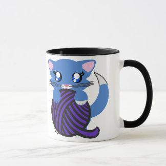 Rosie und Skye- Toon Kätzchen-Tasse Tasse