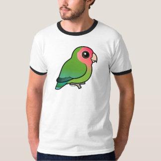 Rosig-gesichtiger Lovebird T-Shirt
