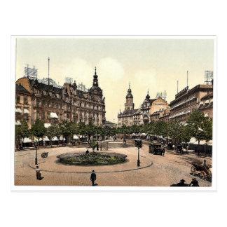 Ross-Markt, Frankfort auf Hauptleitung (d.h. Postkarte